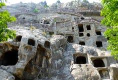 Caverna da Buda Fotografia de Stock