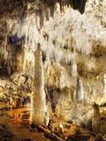 Caverna da dolomite fotos de stock