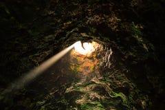 Caverna da fantasia imagem de stock royalty free