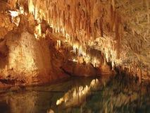 Caverna da fantasia Imagens de Stock