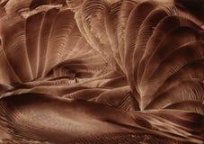 Caverna da garganta grande Fotografia de Stock Royalty Free