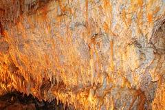 Caverna da liberdade, Eslováquia de Demanovska Foto de Stock Royalty Free