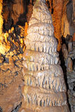 Caverna da liberdade, Eslováquia de Demanovska Fotografia de Stock