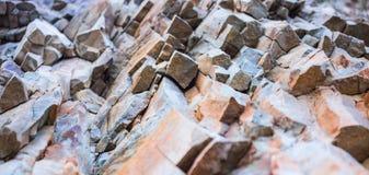 Caverna da montanha Fotografia de Stock Royalty Free