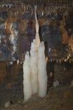 Caverna da pedra calcária Foto de Stock Royalty Free