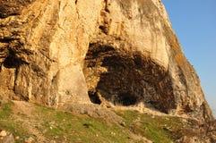 Caverna da rocha Imagens de Stock