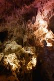 Caverna de Carlsbad Fotos de Stock Royalty Free