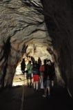 Caverna de Domica Imagem de Stock Royalty Free