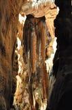 Caverna de Domica fotografia de stock royalty free