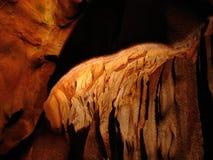 Caverna de Domica em Eslováquia Imagens de Stock