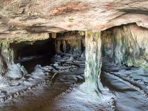 Caverna de Fontein Foto de Stock