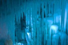 A caverna de gelo do milênio Foto de Stock