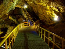 Caverna de Ialomita Imagem de Stock Royalty Free
