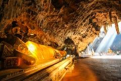 Caverna de Khao Luang, Phetchaburi Tailândia Fotografia de Stock