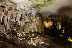 Caverna de mármore Imagem de Stock