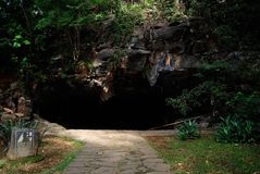 Caverna de Minas Gerais Foto de Stock Royalty Free