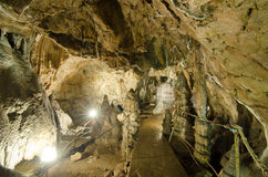 Caverna de Muierilor Foto de Stock Royalty Free