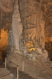 Caverna de Nettuno imagens de stock