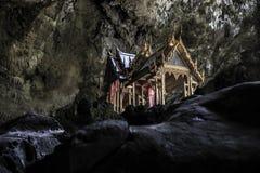 Caverna de Phraya Nakhon imagem de stock