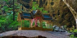 Caverna de Phraya Nakhon Fotos de Stock Royalty Free