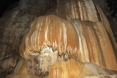 Caverna de Phu Pha Phet imagem de stock