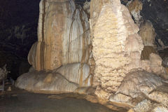 Caverna de Phu Pha Phet imagens de stock royalty free