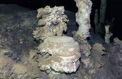 Caverna de Phu Pha Phet fotografia de stock