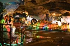 Caverna de Ramayana imagem de stock royalty free