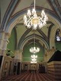 Caverna dei patriarchi, Gerusalemme Fotografia Stock