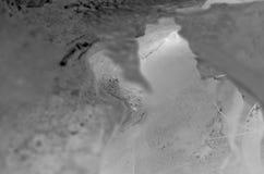 Caverna del ghiaccio Fotografie Stock Libere da Diritti