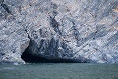 Caverna del mare Fotografia Stock Libera da Diritti