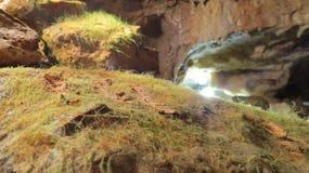 Caverna del paese delle meraviglie Fotografia Stock