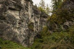 Caverna dell'orso, Borsec Fotografia Stock Libera da Diritti