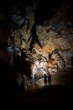 Caverna della Crimea Immagini Stock