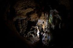 Caverna della Crimea Immagine Stock Libera da Diritti