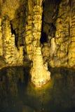 Caverna dello Zeus 1 Immagine Stock Libera da Diritti