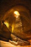 Caverna di Beit Guvrin Fotografia Stock Libera da Diritti