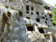 Caverna di Buddha Immagini Stock Libere da Diritti