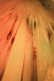 Caverna di ghiaccio di diecimila Immagini Stock Libere da Diritti