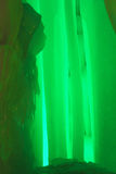 Caverna di ghiaccio di diecimila Fotografia Stock Libera da Diritti