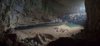 Caverna di Hang En Immagini Stock Libere da Diritti