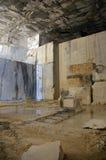 Caverna di marmo Fotografie Stock