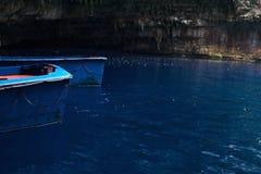 Caverna di Melissani Fotografia Stock Libera da Diritti