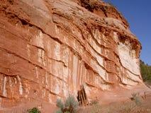 Caverna di Moqui, Utah fotografia stock libera da diritti