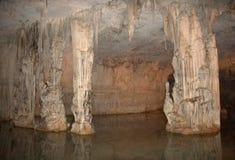 Caverna di Nettuno Fotografia Stock Libera da Diritti