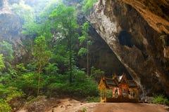 Caverna di Phraya Nakorn Fotografia Stock