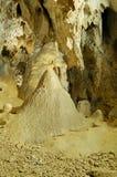 Caverna di Polovragi Fotografie Stock