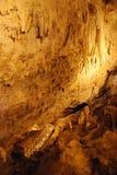 Caverna di Stalagtite Fotografie Stock Libere da Diritti