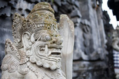 Caverna do bastão (Goa Lawah) Imagens de Stock