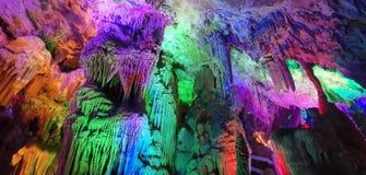 Caverna do cársico imagem de stock royalty free